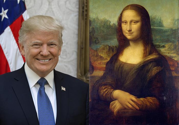 نگاهی ژرف به آنچه باعث محبوبیت میشود؛ از مونالیزا تا دونالد ترامپ