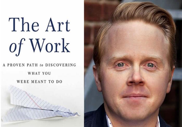 """یادداشت جف گوینز نویسندۀ کتاب """"هنر کار کردن"""""""